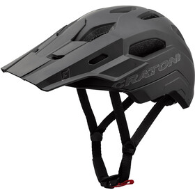 Cratoni C-Maniac 2.0 Trail Helm black matte